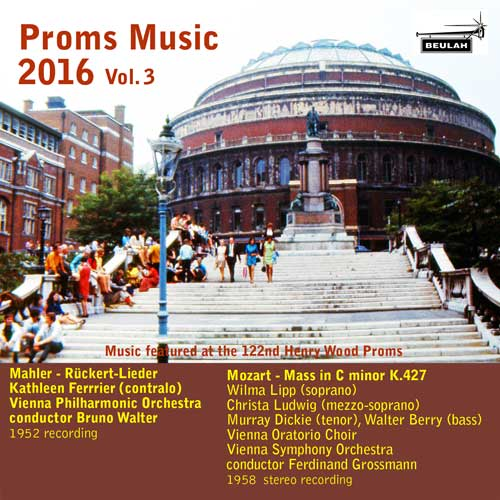Proms Music 2016 Volume 3