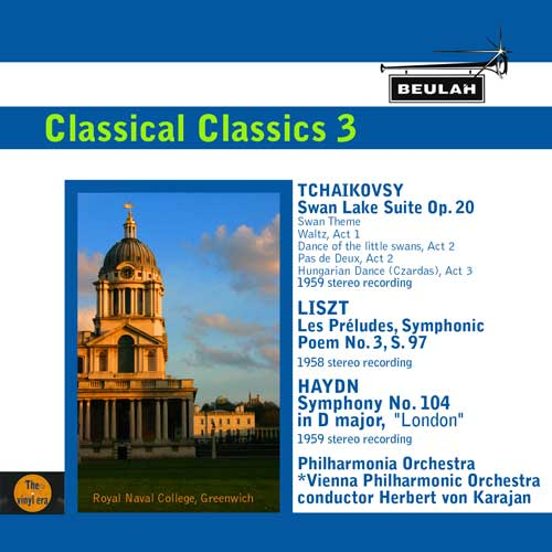 Claasical Classics three