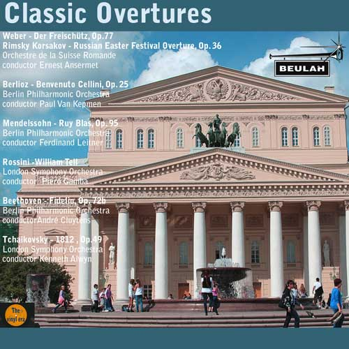 3pdr5 classic overtures