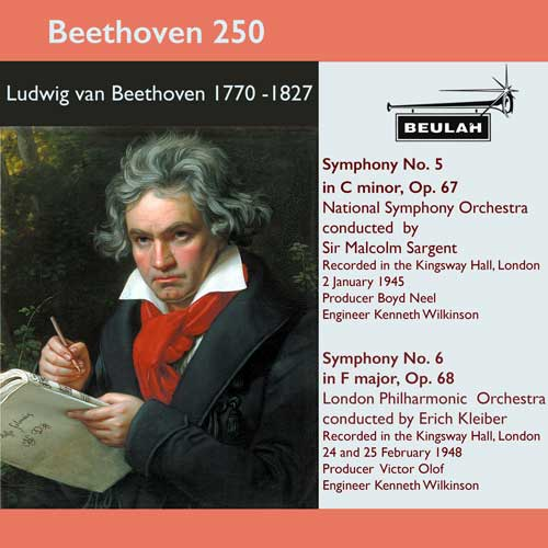 3PS57 beethoven 250 symphony number 5 and 6
