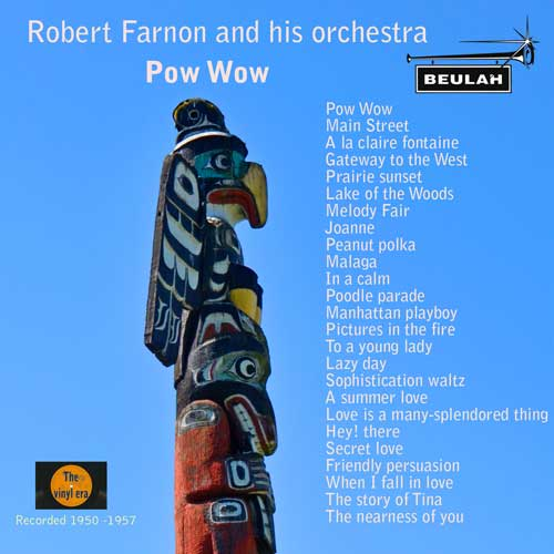 Robert farnon and his orchestra Pow Wow