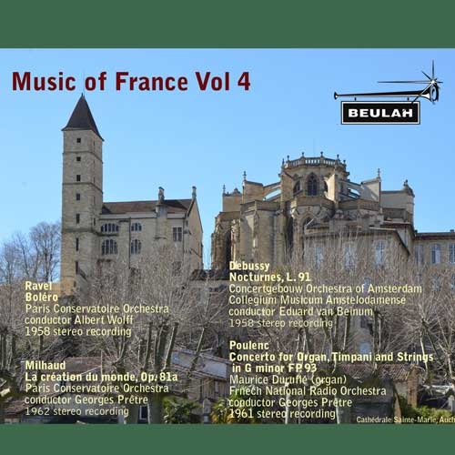 Music of France Volume 4