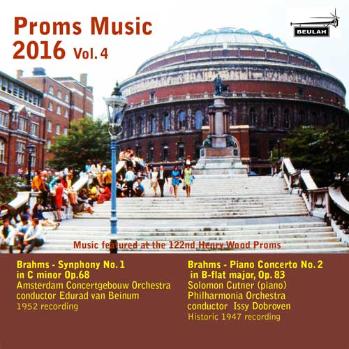Proms Music 2016 Volume 4
