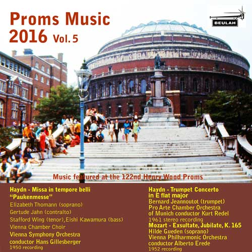 Proms Music 2016 Volume 5