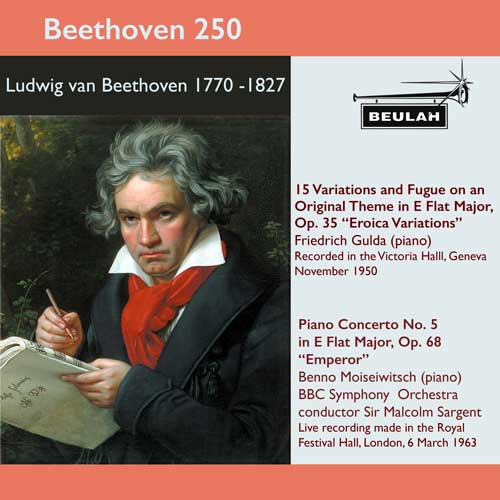 5PS57 beethoven 250 erocia variations piano concerto number 5