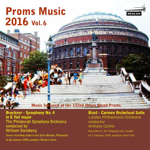 Proms Music 2016 Volume 6