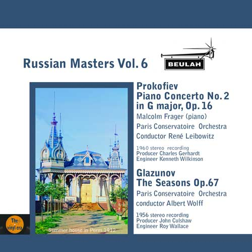 Russian Masters Volume 6