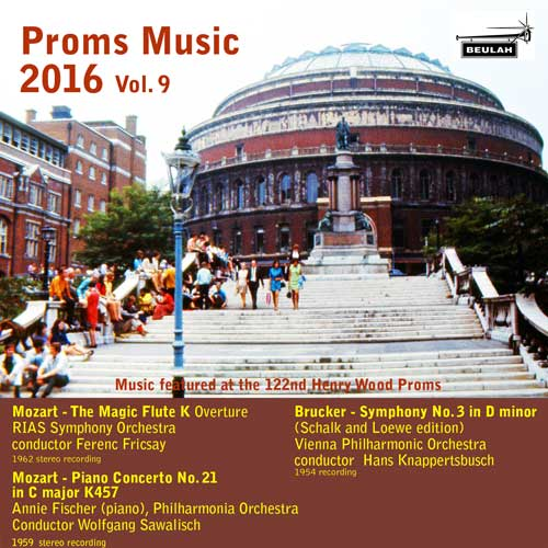 Proms Music 2016 Volume 9